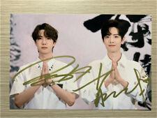The Untamed Chen Qingling Wang Yibo Xiao Zhan Autographed Photos 14 Styles BJYX