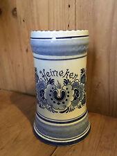Vintage Delft Heineken Mug
