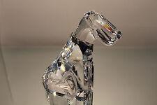 Swarovski Symbols Crystal Classics 'The Dog' 289202 Retired 2004 7685 NR 000 001