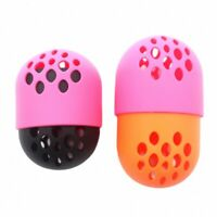 Beauty Makeup Egg Sponge Puff Holder Cosmetic Powder Tool Travel Storage Rack
