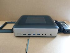 HP T730 THIN CLIENT + PSU + STAND ( 32GB / 8GB / W7P OR THIN PRO ) QUAD DISPLAY