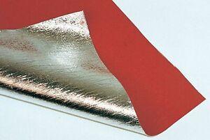 Longacre 52 64150 Aluminized/Silicon Cloth