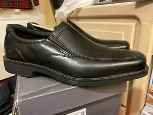 ECCO Men's Seattle Slip-On Loafer EU 44 US 10-10.5 UK 10 600304-01001 Black