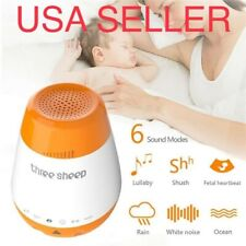 Baby Sleep Aid Sound Machine - Infant Ambient Noise Maker - Sleep Shusher - New
