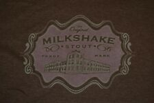 Rochester Mills Beer Co Brewery Milkshake Stout Ringer T Shirt Medium Nice Craft