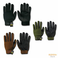 Rapid Dom Gloves Waterproof Breathable Neoprene All Weather Shooting Work Duty