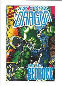 Savage Dragon #3 NM- 9.2 Image 1992 Erik Larsen w/ Image #0 Coupon