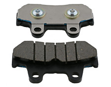 EMGO DISC BRAKE PAD SET: 90-51876 GOLDWING GL1200 REAR