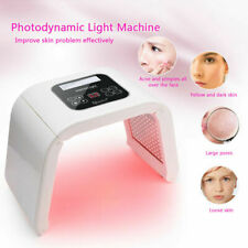 4 Colors LED Photon Light Facial Body Skin Rejuvenation PDT Photodynamic Machine