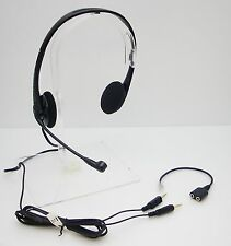 A322 Headset for Cisco 7905 7910 Avaya 9620 9630 & SNOM 370 710 720 760 820 870