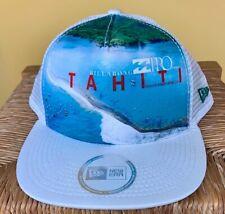 Billabong official 2011 Tahiti Pro New Era collector Trucker Hat @ Teahhupoo