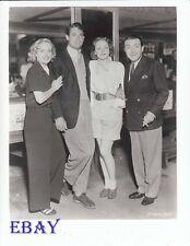 Carole Lombard Cary Grant Marlene Dietrich RARE Phot candid Richard Barthelemess