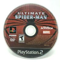 Ultimate Spider-Man Sony PlayStation 2 PS2 Game Only