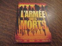 coffret 2 dvd l'armee des morts (dawn of the dead)