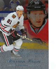 2014-15 Fleer Showcase Flair Blue Ice #1 Marian Hossa R2 /99