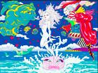 Final Fantasy Esperwave The Birth of Terra Yoshitaka Amano Print Sealed SOLD OUT