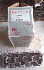 AMC 908552 CYLINDER HEAD ISUZU 4XC1T OPEL CORSA BD / TD VAUXHALL CORSA
