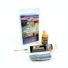 Uniweld P4kd9s Aluminum Soft Solder Kit With Metal Tip Flux Applicator