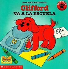 Clifford va a la escuela  (Spanish Edition), Norman Bridwell, 0439087295, Book,