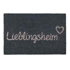 Fussmatte Lieblingsheim Abtreter Lieblingsmensch 60 x 40 cm Kokos Türmatte NEU