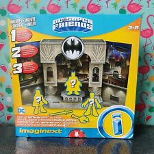 Imaginext Pop-Up Playset USA EXCLUSIVE UNOPENED
