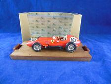 Brumm R122 1957 Ferrari 801 in Red Racing No.10 HP 275 1:43 Scale