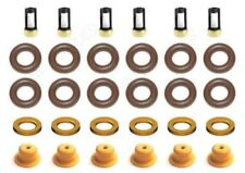 FUEL INJECTOR REPAIR KIT O-RINGS, CAPS FILTERS SPACERS FOR FORD 3.9L 4.9L V6
