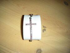 Womens Bracelet Pink Rhinestone Bracelet Pink Cross Bracelet New