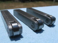 """Atlas / Craftsman 9"""", 10"""" & 12"""" Lathe Steady Rest Jaws / Fingers with Bearings"""