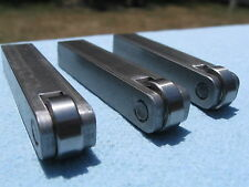 "Atlas / Craftsman 9"", 10"" & 12"" Lathe Steady Rest Jaws / Fingers with Bearings"