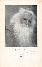 Aurora New York Old Uncle John Roycroft Shop Antique Postcard (J6744)