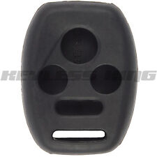 New Black Keyless Entry Remote Smart Key Fob Case Skin Jacket Cover Protector