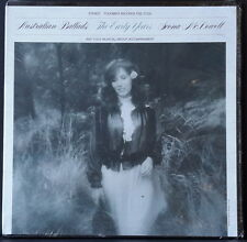 SEONA McDOWELL - AUSTRALIAN BALLADS - THE EARLY YEARS FOLKWAYS FSS 37335 US PRES