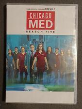 Chicago Med Season 5 DVD
