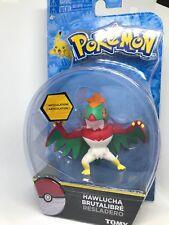 TOMY Pokemon Hawlucha Figures New Rare