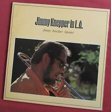 JIMMY KNEPPER QUINTET LP ORIG US  JIMY KNEPPER IN L.A