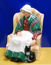 ROYAL DOULTON FIGURINE FORTY WINKS HN1974 *****EXCELLENT CONDITION*****