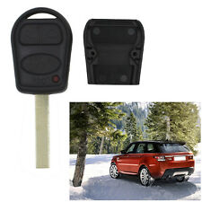 3 Button Remote Fob Key Shell Cover For LAND ROVER RANGE HOVER L322 HSE VOGUE