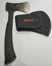 MTECH Heavy Duty SOLID Outdoor AXE Tactical Stainless Steel Hatchet w/ Sheath *