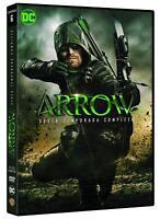 ARROW 6 - SESTA STAGIONE COMPLETA (5 DVD) SERIE TV DC Comics ITALIA