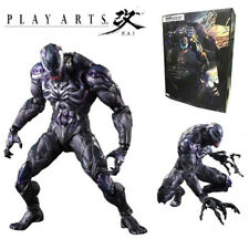 26CM PLAY ARTS KAI MARVEL UNIVERSE VARIANT VENOM Spider-man ACTION FIGURES TOY