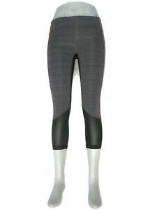 Zella Skinny Leggings Sz S Yoga Workout Running Tights Black Gray