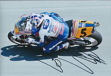 Wayne GARDNER SIGNED HONDA Rider 12x8 Photo Autograph AFTAL COA Australian RARE