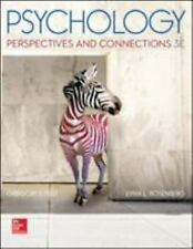 Psychology : Perspectives and Connections by Erika Rosenberg Feist 3rd Edition