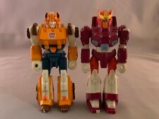 Vintage g1 Transformers Action Masters Rollout & Skyfall hasbro  takara