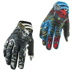 FOX G Cycling Motorcycle Moto Racing Riding Mountain Bike Bicycle Mic2 Gloves