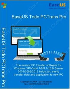 EaseUS Todo PCTrans Pro 12.2 - 1 Month license - lnstant Delivery