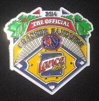 2014 Lance Cracker Sandwich- Little League World Series Sponsor pin - NEW!