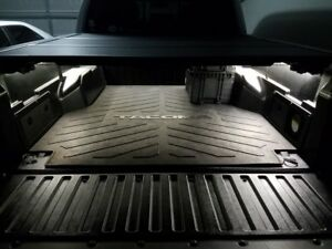2016 - 2021 Toyota Tacoma LED bed light kit - compatible with all Tonneau Covers