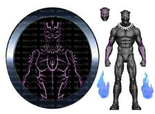 HASBRO MARVEL 6 INCH LEGENDS HERO BLACK PANTHER ACTION FIGURE WALMART EXCLUSIVE